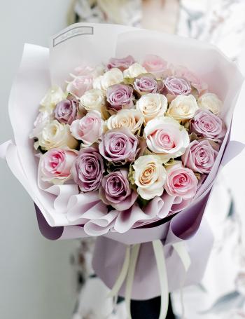 Розы ассорти SWEET