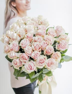 Букет роз PINK WORLD